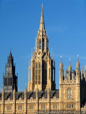 Photo of Parliament in London, England