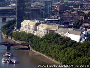Thames House in London, England