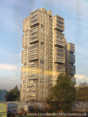 Durrington Tower in London, England