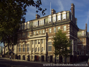 Chelsea College of Art and Design in London, England
