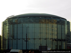 Photo of British Film Institute London IMAX Cinema in London, England