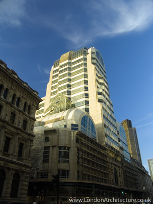 20 Gracechurch Street in London, England