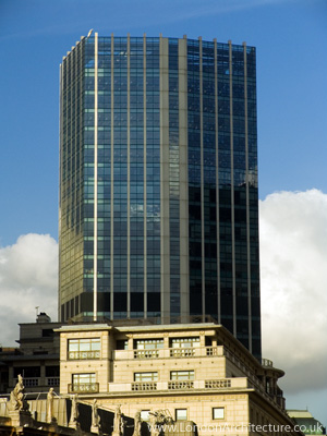 99 Bishopsgate in London, England