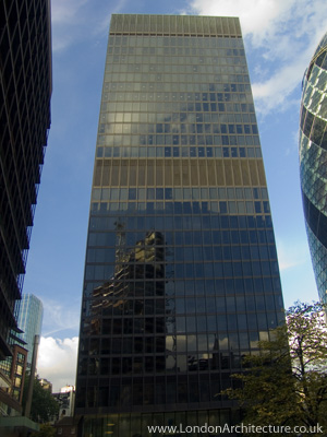 Aviva Tower in London, England