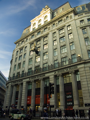 House of Fraser City in London, England