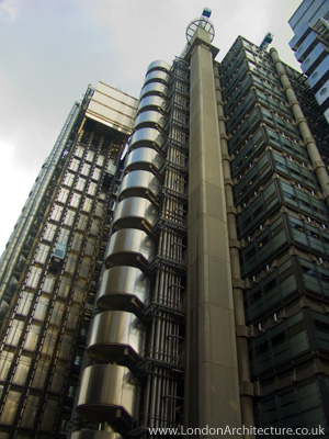 Photo of Lloyd's of London Headquarters