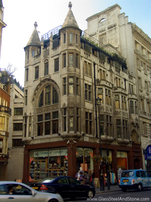 20 Cockspur Street in London, England