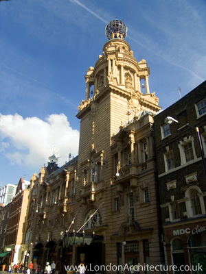 Photo of London Coliseum Theatre