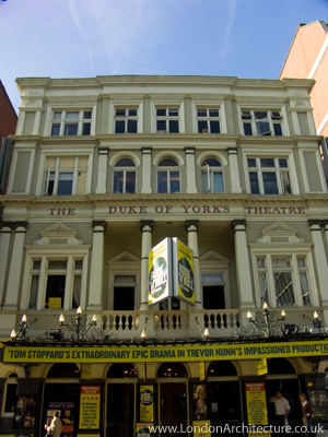 Duke of York's Theatre in London, England