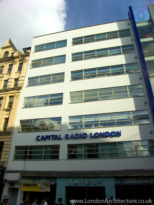 GCap Media Building in London, England