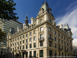 Kinnaird House in London, England