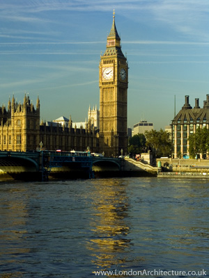 Stock photo of Big Ben, London
