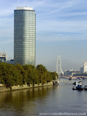 Millbank Tower in London, England