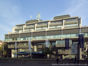 Queen Elizabeth II Conference Center in London, England