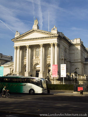Tate Britain in London, England