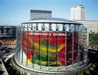 British Film Institute London IMAX Cinema in London, England