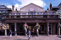 Covent Garden Market in London, England