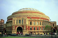 The Royal Albert Hall in London, England