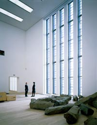 Photo of The Tate Modern in London, England